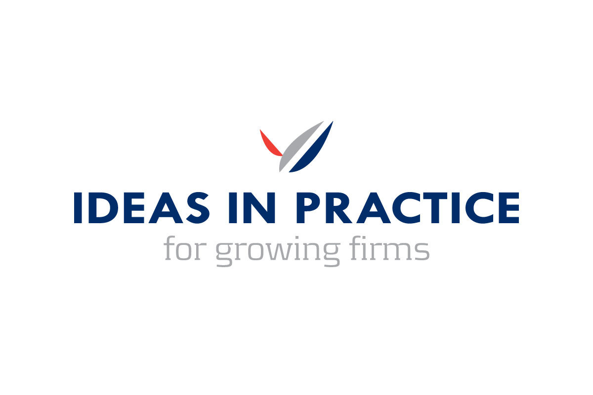 ideas-in-practice-logo-design