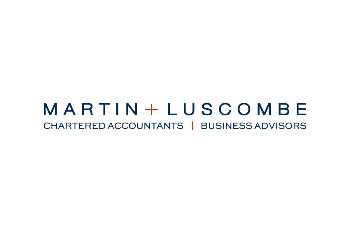 martin-and-luscombe-logo-design