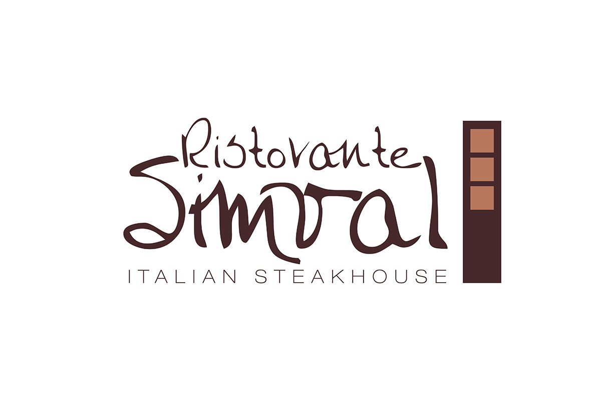 ristorante-simval-blue-mountains-logo-design