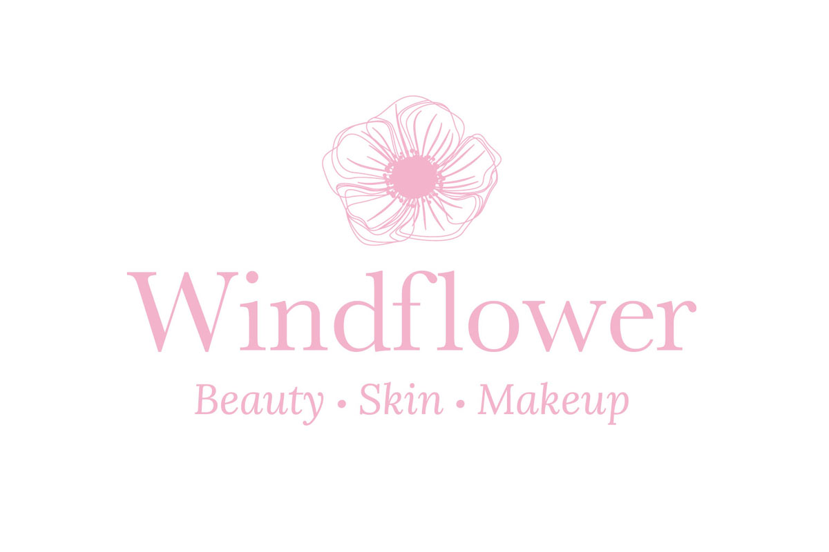 windflower-beauty-logo-design
