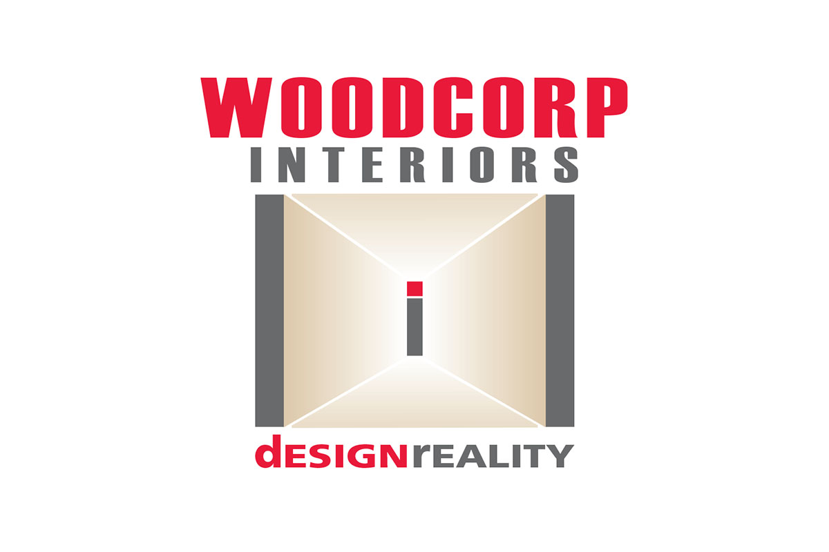 woodcorp-interiors-logo-design